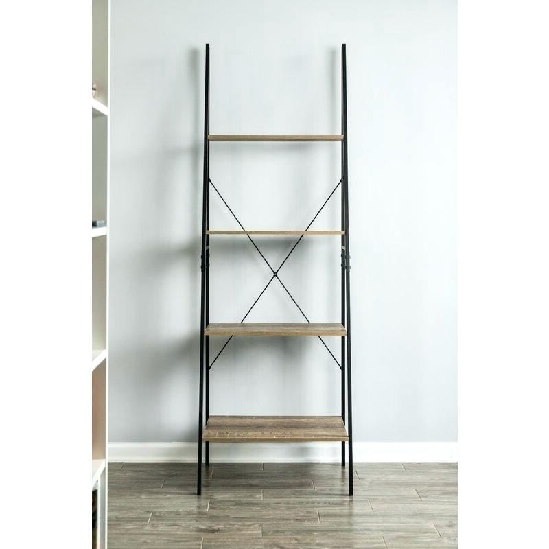 Fashionable A Frame Bookcase – Jannettemiddleton.co Throughout Blevens A Frame Ladder Bookcases (Gallery 10 of 20)