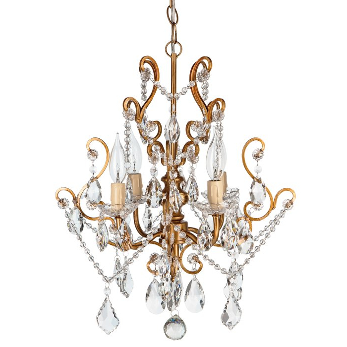 Fashionable Aldora 4 Light Candle Style Chandeliers With Regard To Flemington 4 Light Candle Style Chandelier (Gallery 11 of 30)