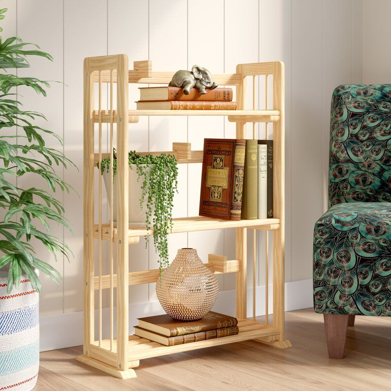Fashionable Ardenvor Etagere Standard Bookcase (View 10 of 20)