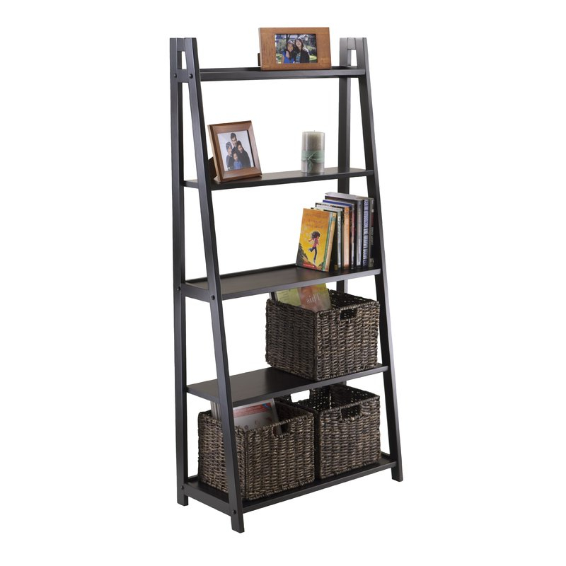 Featured Photo of Blevens A Frame Ladder Bookcases