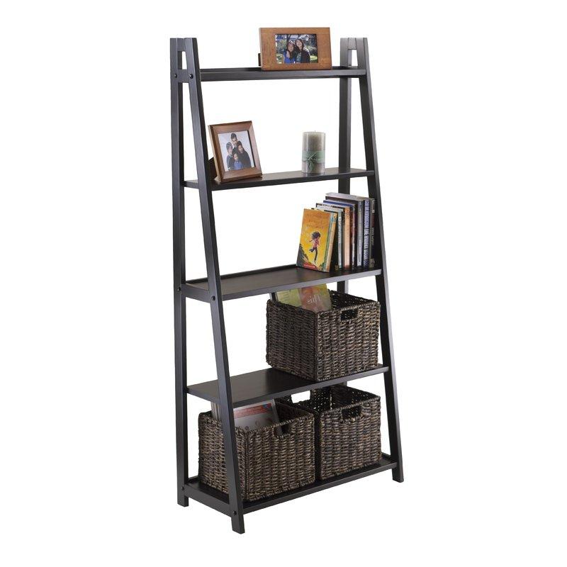Fashionable Blevens A Frame Ladder Bookcase Pertaining To Blevens A Frame Ladder Bookcases (Gallery 1 of 20)