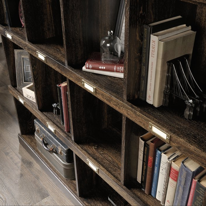 Fashionable Bowerbank Standard Bookcase Inside Bowerbank Standard Bookcases (View 16 of 20)
