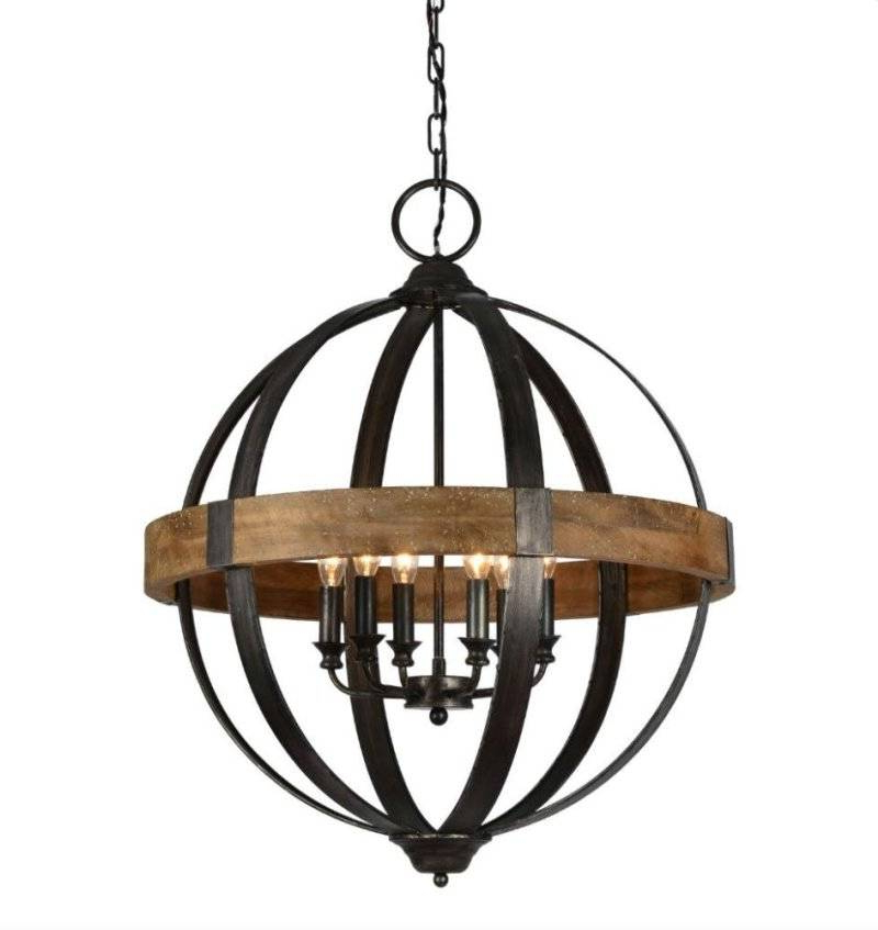Fashionable Bristol 6 Light Chandelier In Kenedy 9 Light Candle Style Chandeliers (View 21 of 30)