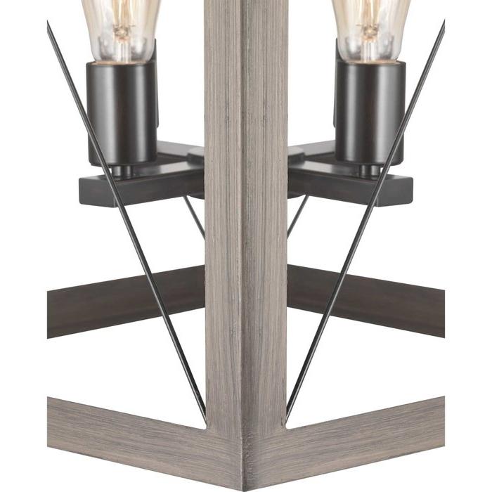 Fashionable Delon 4 Light Lantern Geometric Pendant For Delon 1 Light Lantern Geometric Pendants (Gallery 30 of 30)