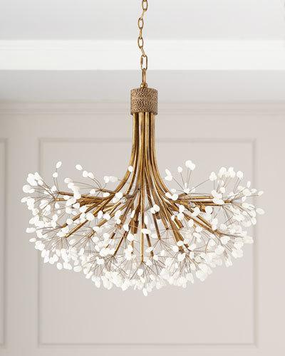 Fashionable Jill 4 Light Drum Chandeliers With Chandelier Lighting At Horchow (View 24 of 30)