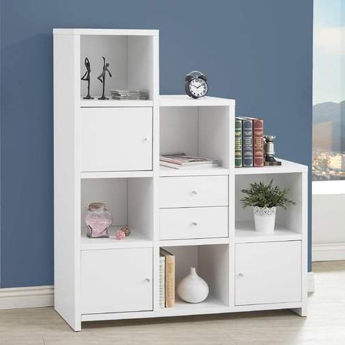Featured Photo of Karlie Cube Unit Bookcases