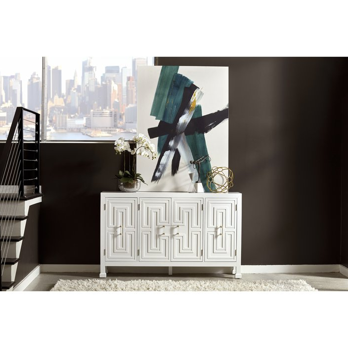 Fashionable Lainey Credenza Inside Lainey Credenzas (View 6 of 20)
