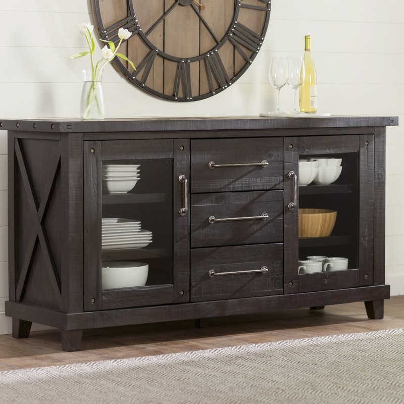 Fashionable Langsa Sideboard With Thatcher Sideboards (View 5 of 20)