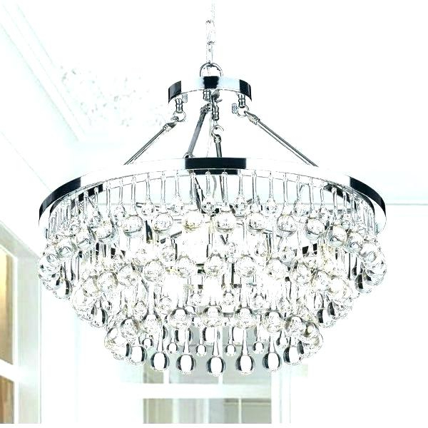 Fashionable Plug In Crystal Chandelier – Suzannemagers (View 3 of 30)