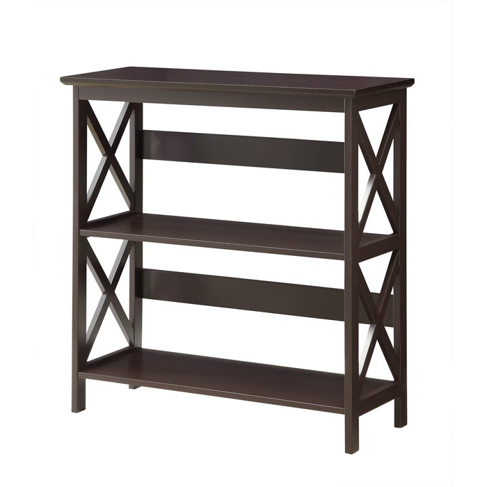 Fashionable Stoneford Etagere Bookcase With Stoneford Etagere Bookcases (View 3 of 20)