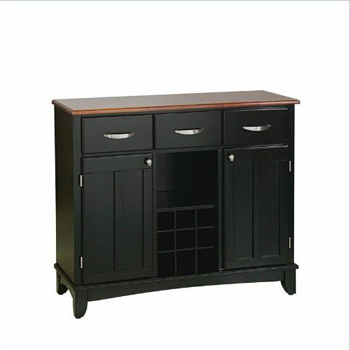 Fashionable Tilman Sideboards With Home Styles 5100 0046 Buffet Of Buffets Cottage Wood Top (View 5 of 20)
