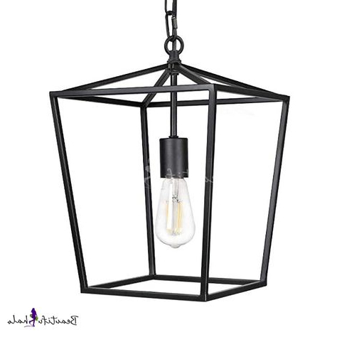Fashionable Varnum 4 Light Lantern Pendant In Varnum 4 Light Lantern Pendants (View 19 of 30)