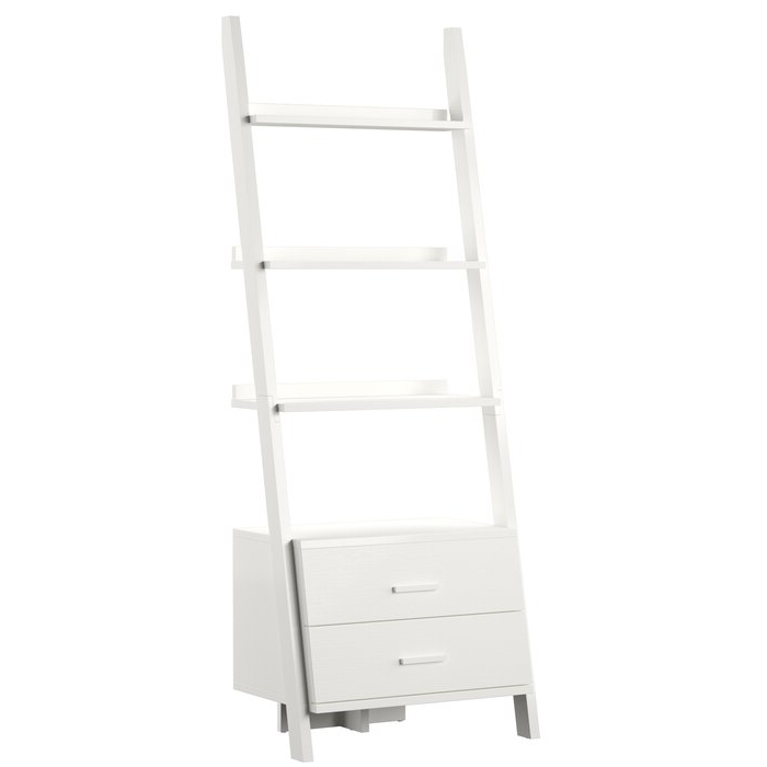 Favorite Antoninus Ladder Bookcase In Antoninus Ladder Bookcases (View 5 of 20)