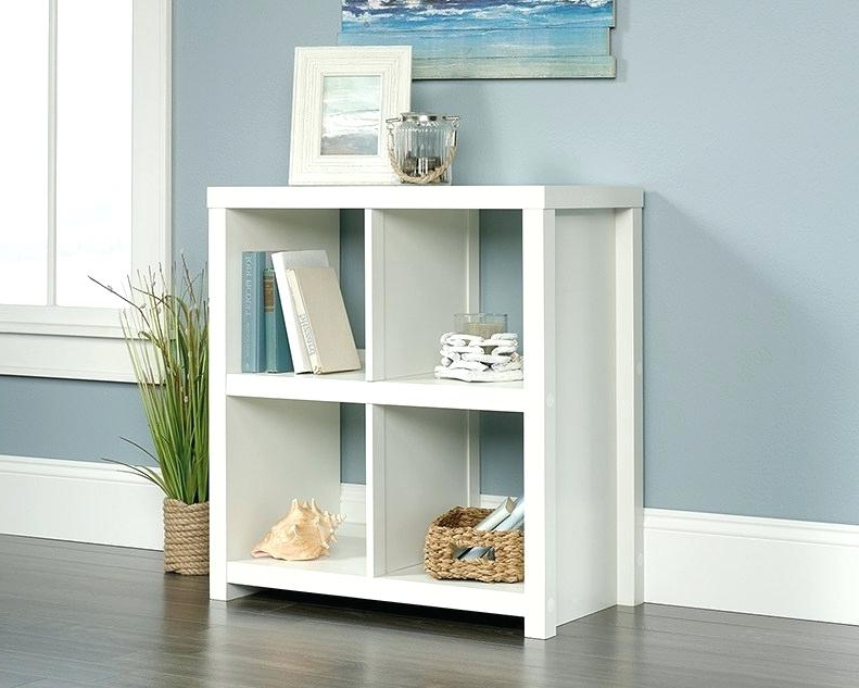Favorite Broadview Cube Unit Bookcases In Cube Storage Bookcase – Firstmaker (Gallery 18 of 20)