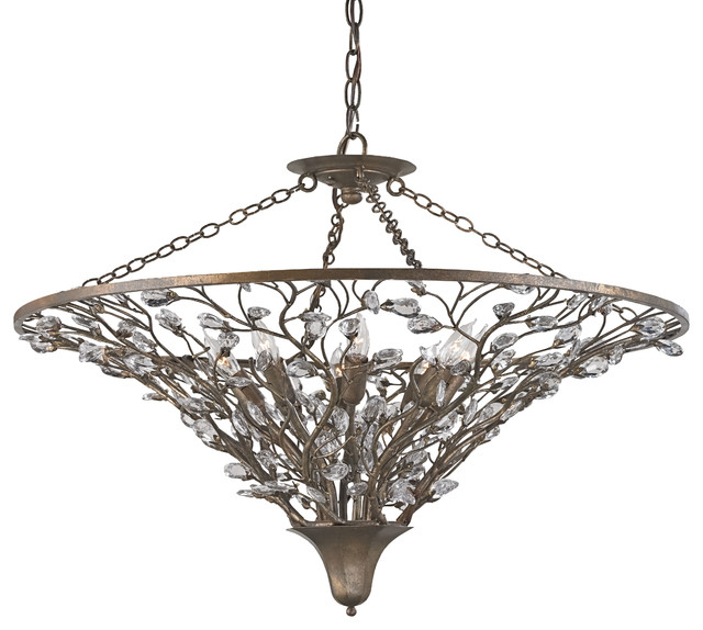 Favorite Giselle Chandelier Pertaining To Gisselle 4 Light Drum Chandeliers (View 7 of 30)