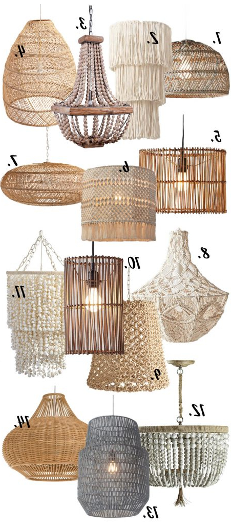 Favorite Hatfield 3 Light Novelty Chandeliers Within Modern Boho Chandeliers & Pendant Lights – 14 Chic Options (View 6 of 30)