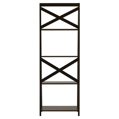 Favorite Kaitlyn Ladder Bookcase (View 7 of 20)