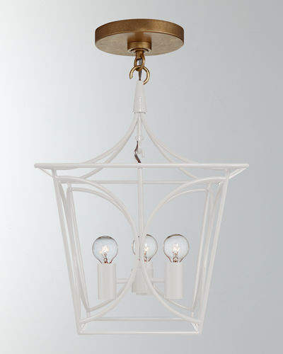 Favorite Kate Spade New York Cavanagh Mini Lantern – Artofit Regarding Cavanagh 4 Light Geometric Chandeliers (Gallery 24 of 30)