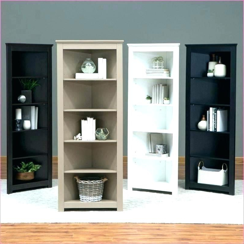 Favorite Ogden Corner Unit Bookcases Throughout Corner Wall Shelving – Ecomexposed.co (Gallery 15 of 20)
