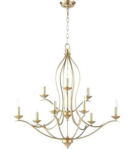 Favorite Portfolio Lyndsay 9 Light Chandelier Giverny Mcknight Candle For Mcknight 9 Light Chandeliers (Gallery 8 of 30)