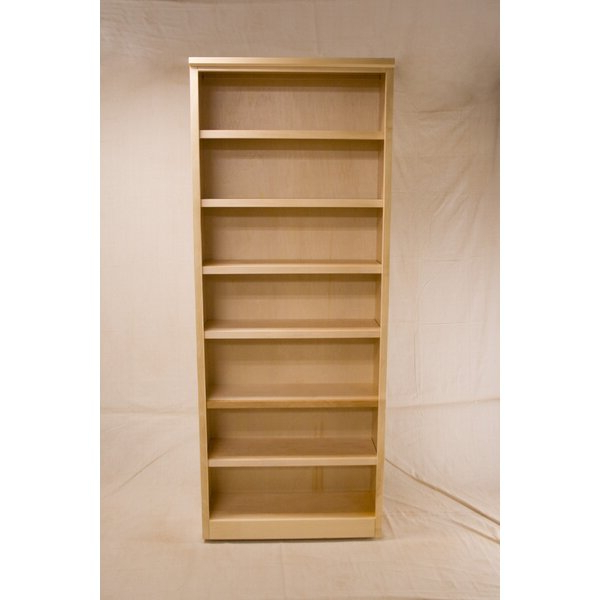 Favorite Reynoldsville Standard Bookcases For Cupp 3 Shelf Urban Maple Standard Bookcasedarby Home Co (View 6 of 20)