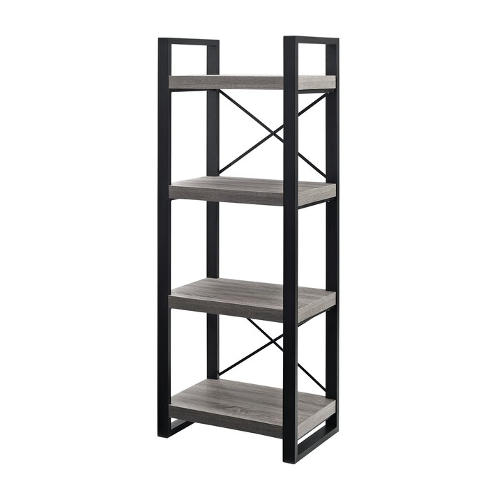 Favorite Rossman Etagere Bookcase Intended For Rossman Etagere Bookcases (Gallery 2 of 20)
