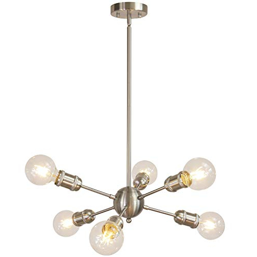 Favorite Sputnik 6 Light Pendant Pertaining To Eladia 6 Light Sputnik Chandeliers (Gallery 30 of 30)