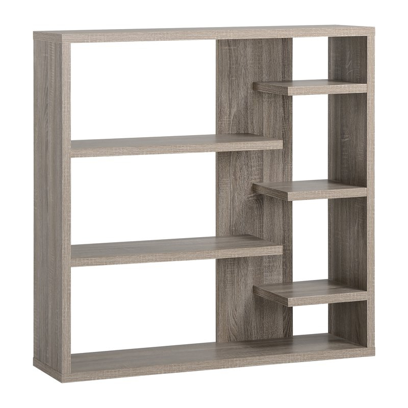 Favorite Standard Bookcase With Regard To Kiley Standard Bookcases (View 7 of 20)