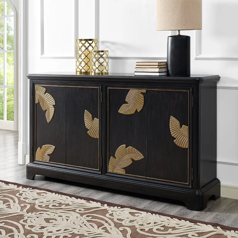 Favorite The Best Metal Sideboards For A Welcoming Entrance Foyer Regarding Wattisham Sideboards (View 16 of 20)