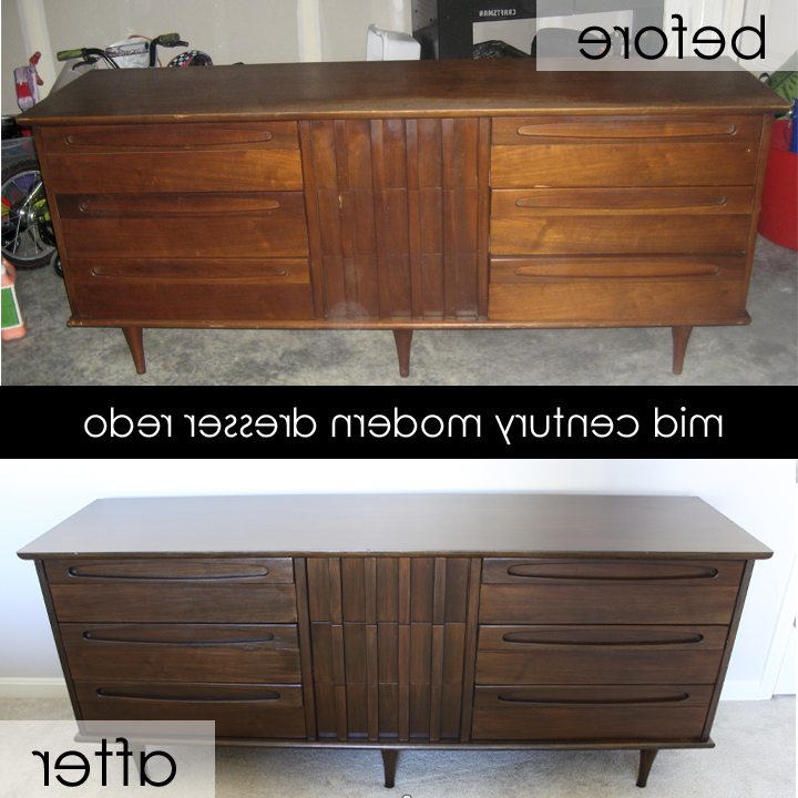 Favorite The Creative Imperative: Refinished Mid Century Modern Intended For Mcdonnell Sideboards (Gallery 12 of 20)