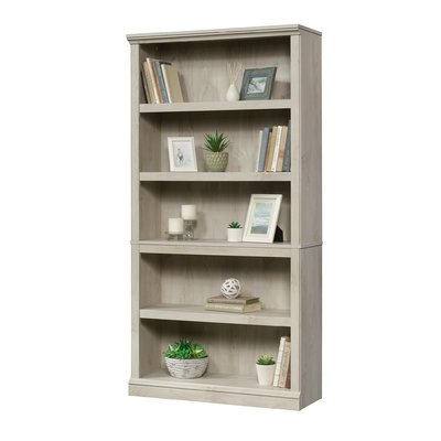 Favorite Three Posts Abigail Standard Bookcase Color: Chalked Inside Abigail Standard Bookcases (View 10 of 20)