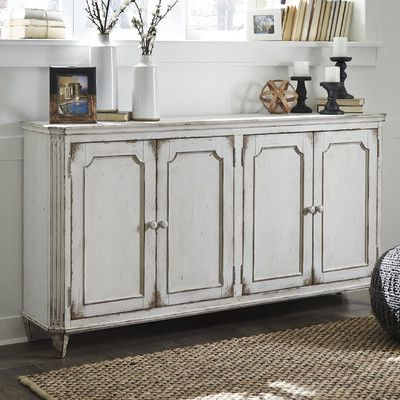 Favorite Three Posts Raunds Sideboard (Gallery 6 of 20)