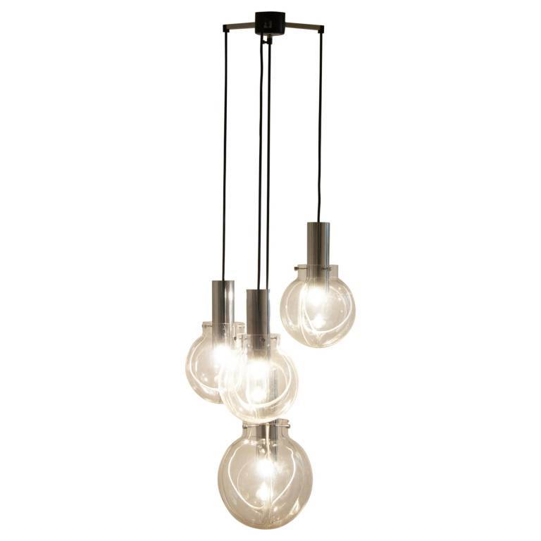 Favorite Waldron 5 Light Globe Chandeliers Intended For Mercilessly Beautiful Globe Light Chandelier – Fufush (View 8 of 30)