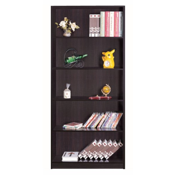 Favorite Zack Standard Bookcases Regarding Ascent 68600 Series Standard Bookcaselorell Great (View 5 of 20)