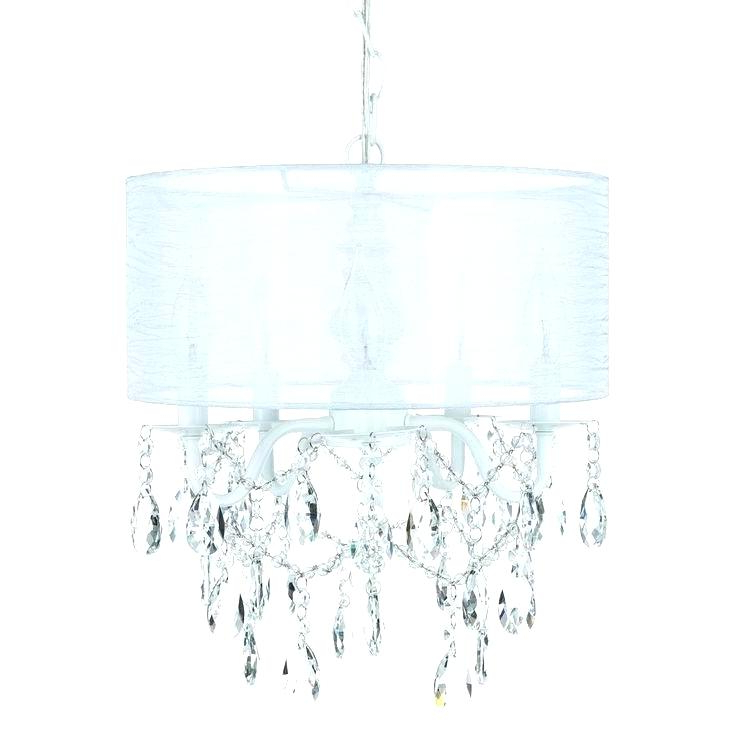 Filipe Globe Chandeliers Within Trendy Plug In Crystal Chandelier – Suzannemagers (View 13 of 30)