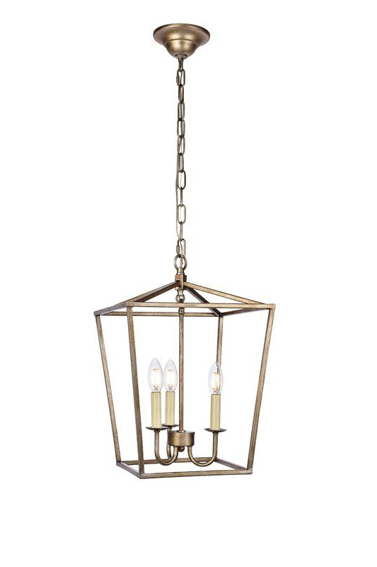 Finnick 3 Light Lantern Pendants Regarding Widely Used Finnick 3 Light Lantern Pendant (Gallery 3 of 30)