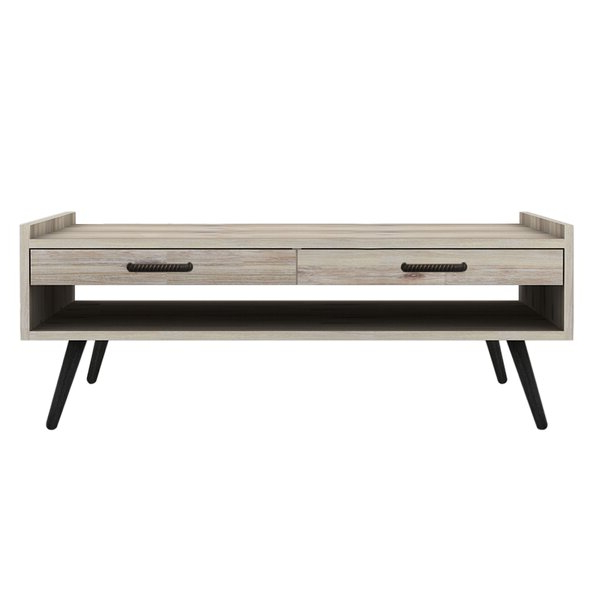 Flint Wood Coffee Table With Tray Top And Storageunion Pertaining To Favorite Arminta Wood Sideboards (Gallery 15 of 20)