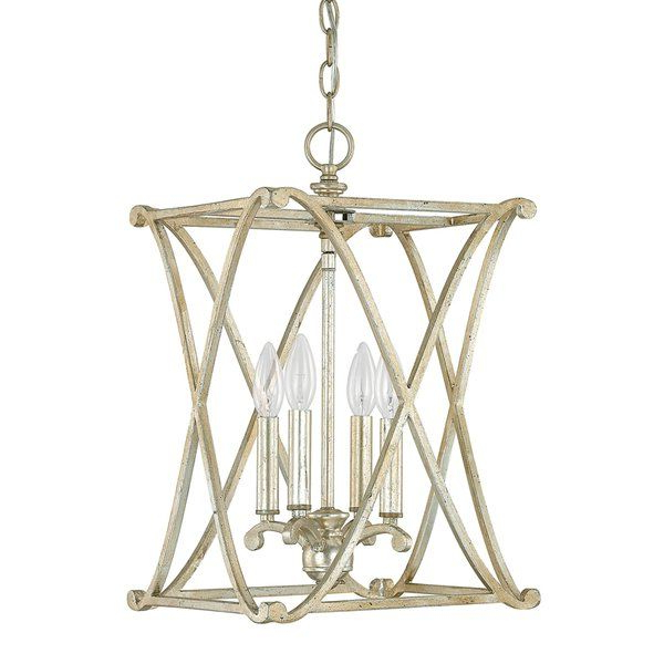 For The Home In Inside Most Popular Nisbet 6 Light Lantern Geometric Pendants (View 9 of 30)