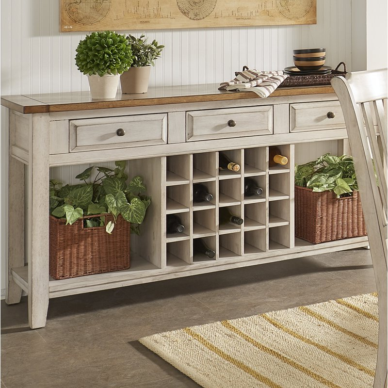 Fortville Sideboard Throughout Most Recent Adkins Sideboards (View 10 of 20)