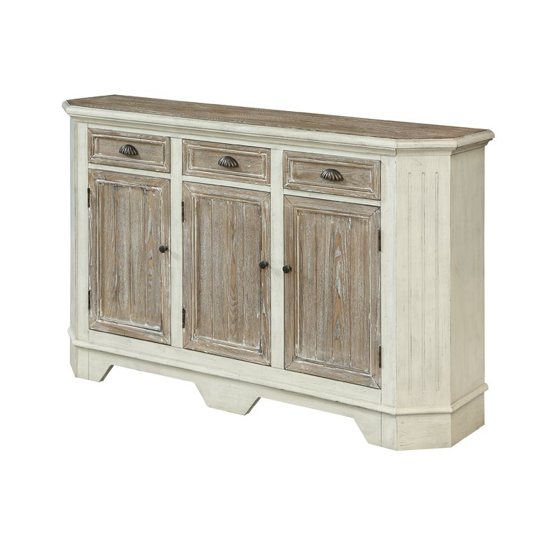 Funkhouser 3 Door 3 Drawer Sideboard For Best And Newest Drummond 3 Drawer Sideboards (View 2 of 20)