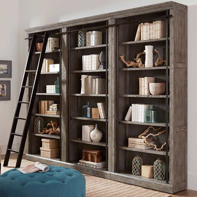 Furniture In 2019 With Marilee Library Bookcases (Gallery 9 of 20)