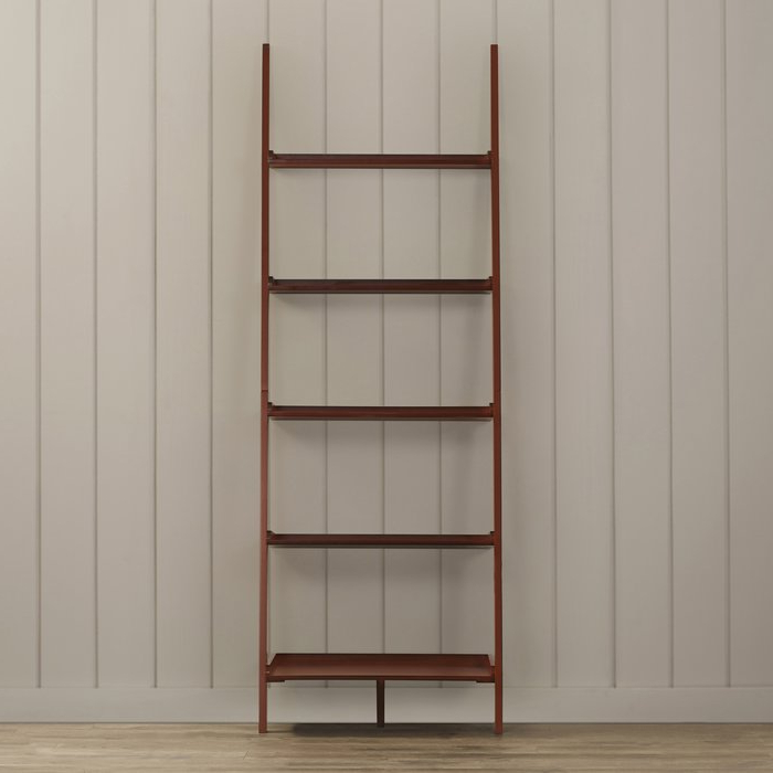 Gilliard Ladder Bookcase Regarding Newest Gilliard Ladder Bookcases (View 9 of 20)