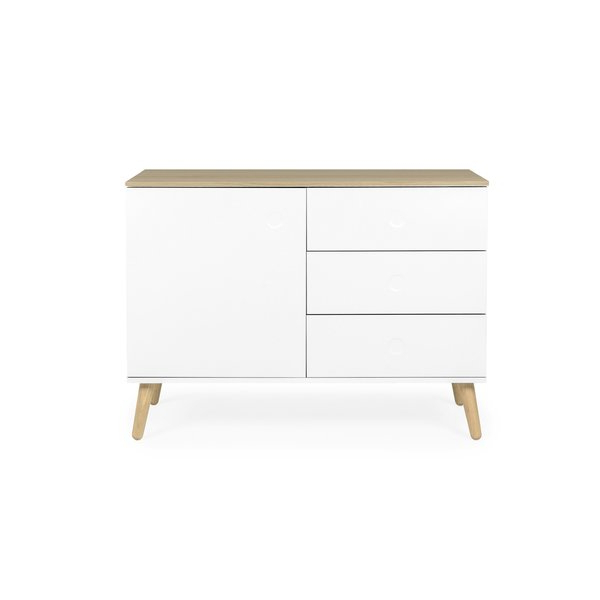 Giulia 3 Drawer Credenzas Throughout Most Popular 3 Drawer Credenza (View 10 of 20)