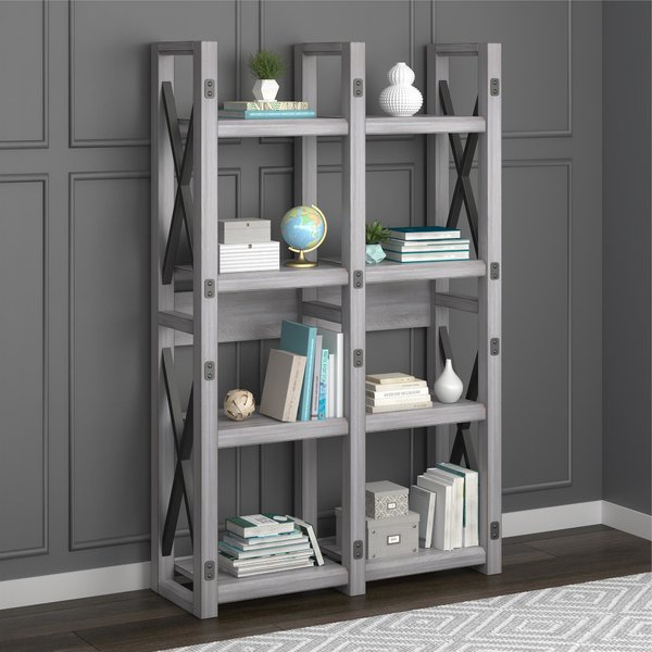 Gladstone Etagere Bookcase With Most Current Gladstone Etagere Bookcases (View 7 of 20)