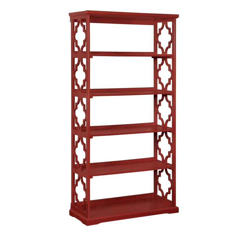 Gladstone Etagere Bookcases Regarding Preferred Lular Etagere Bookcase (View 11 of 20)