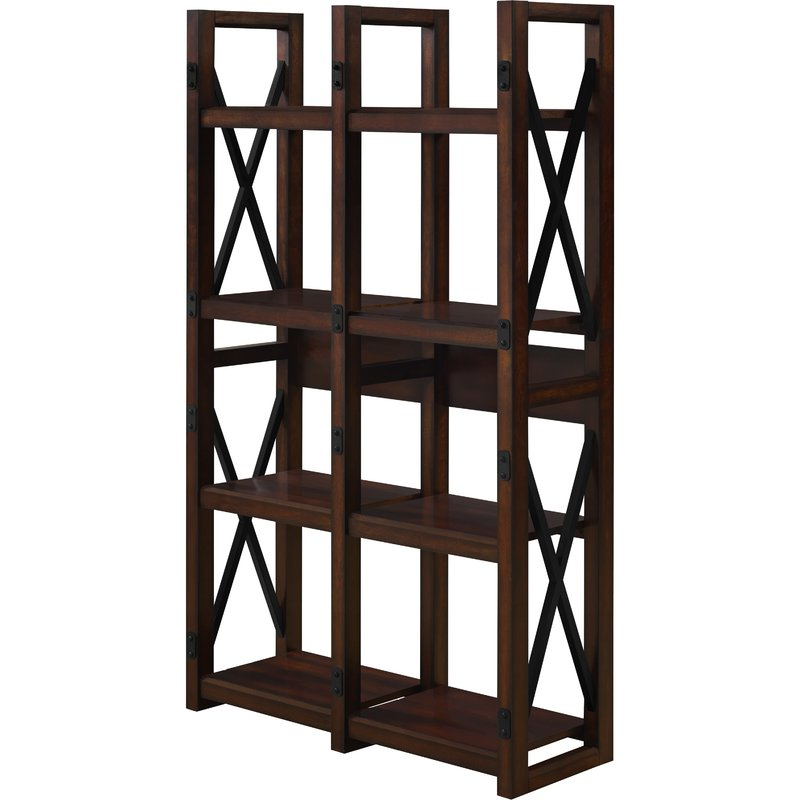 Gladstone Etagere Bookcases Throughout Fashionable Gladstone Etagere Bookcase (View 12 of 20)