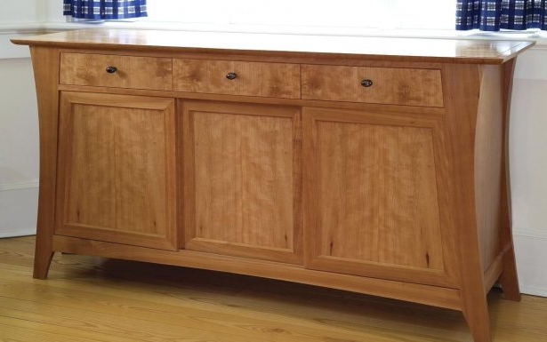 Gorgeous Small Shallow Sideboard Village Room Furniture Intended For Well Known Annecy Sideboards (View 13 of 20)