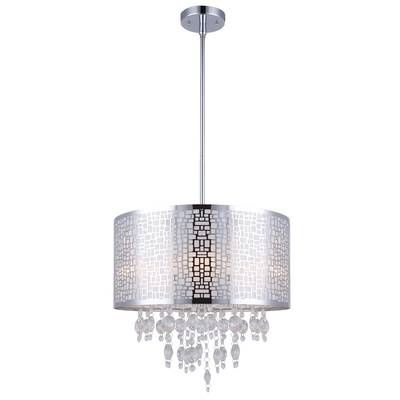 Grisella 9 Light Crystal Chandelier (View 8 of 30)