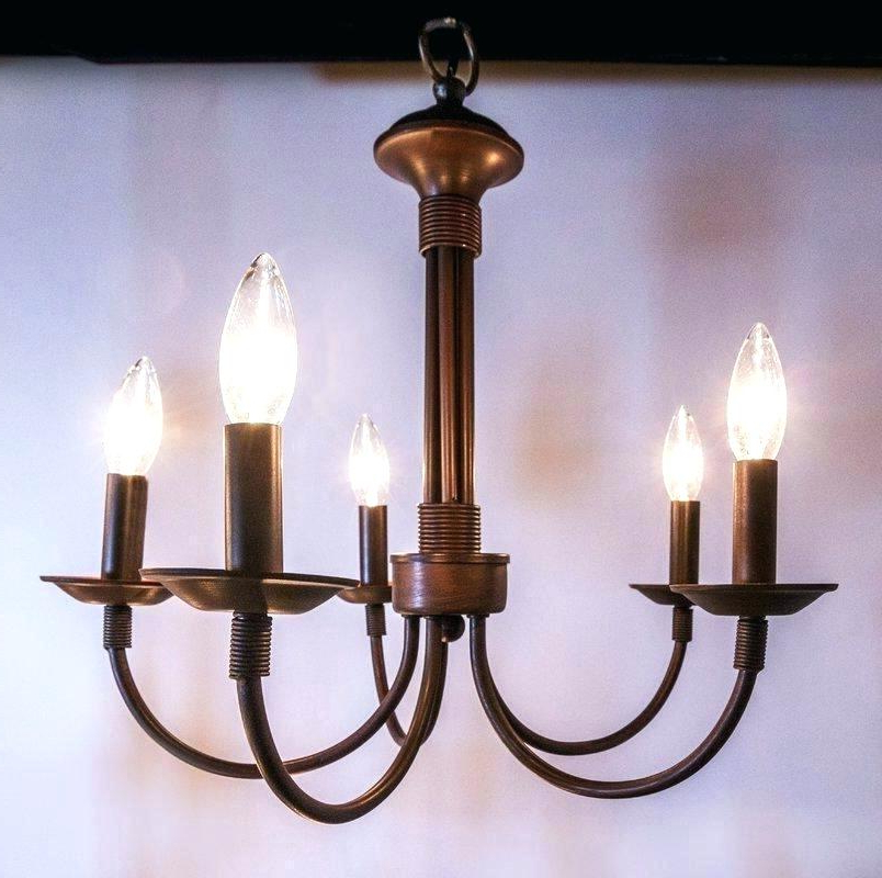 Hamza 6 Light Candle Style Chandeliers Throughout Most Recently Released Candle Style Chandelier – Lynettagoodridge (View 11 of 30)