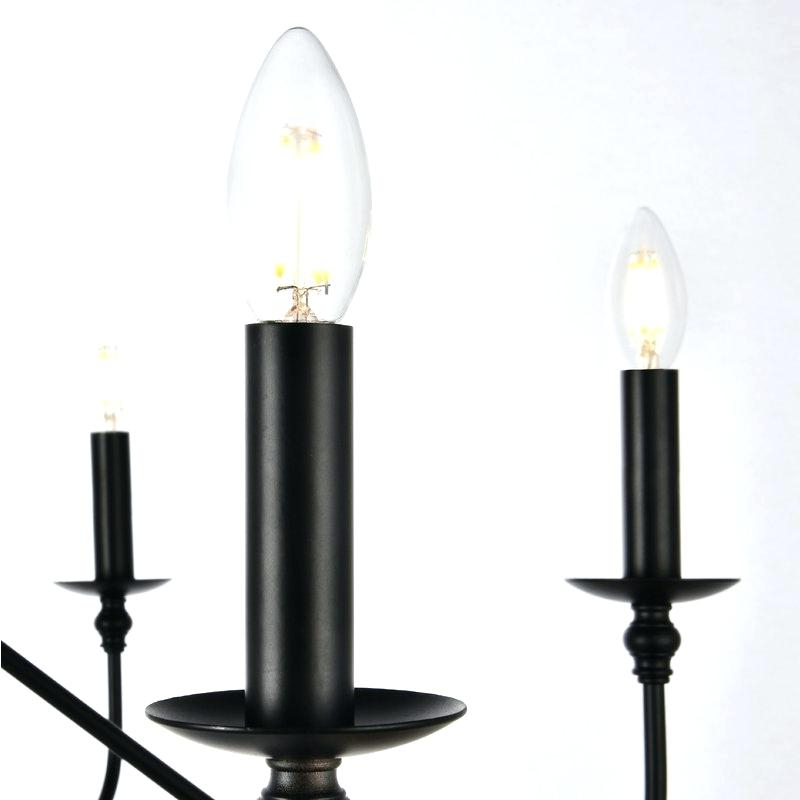 Hamza 6 Light Candle Style Chandeliers With Regard To Fashionable Candle Holder Chandelier – Waxworldwide (View 13 of 30)